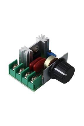 WOZLO Ac 220v 2000w Dimmer Motor Hız Kontrol Devresi