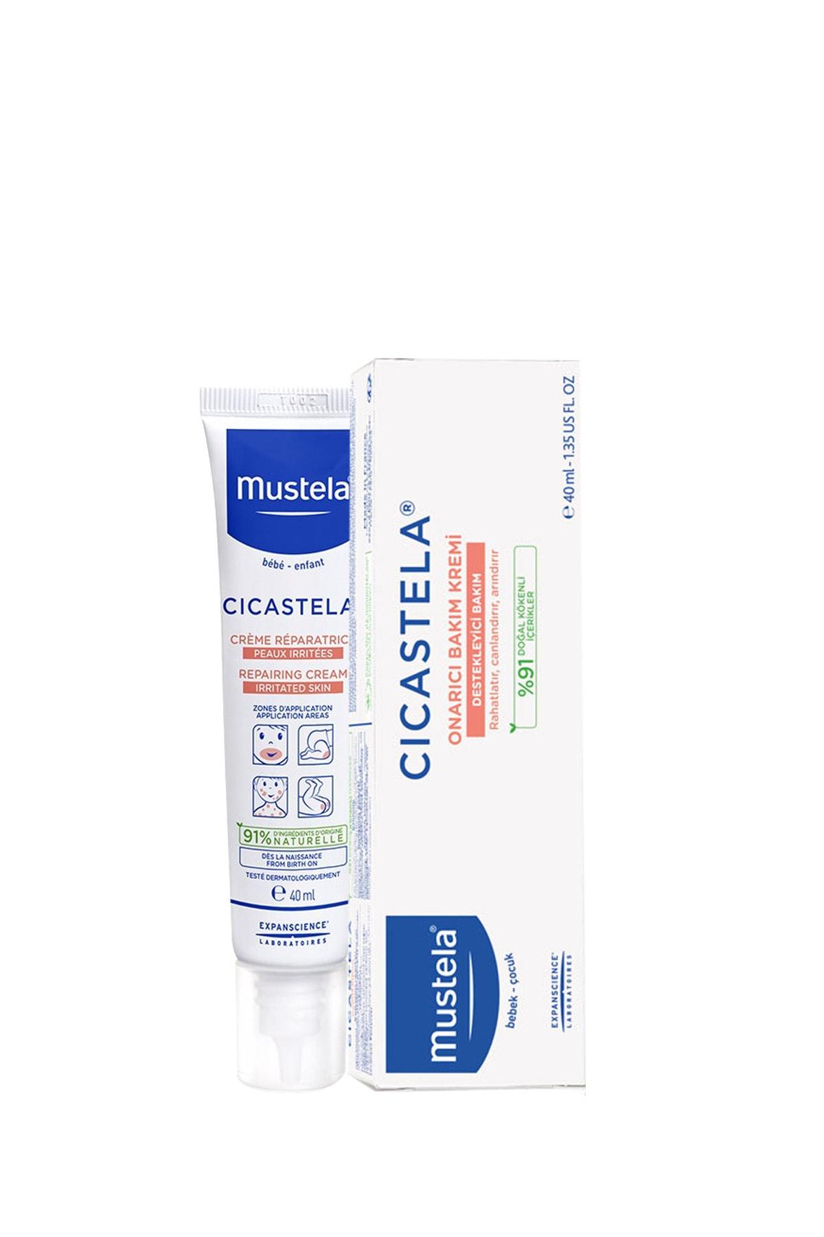 Mustela Cicastela Repairing Cream 1