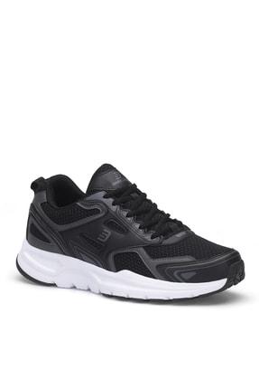 DARK SEER Siyah Beyaz Erkek Sneaker