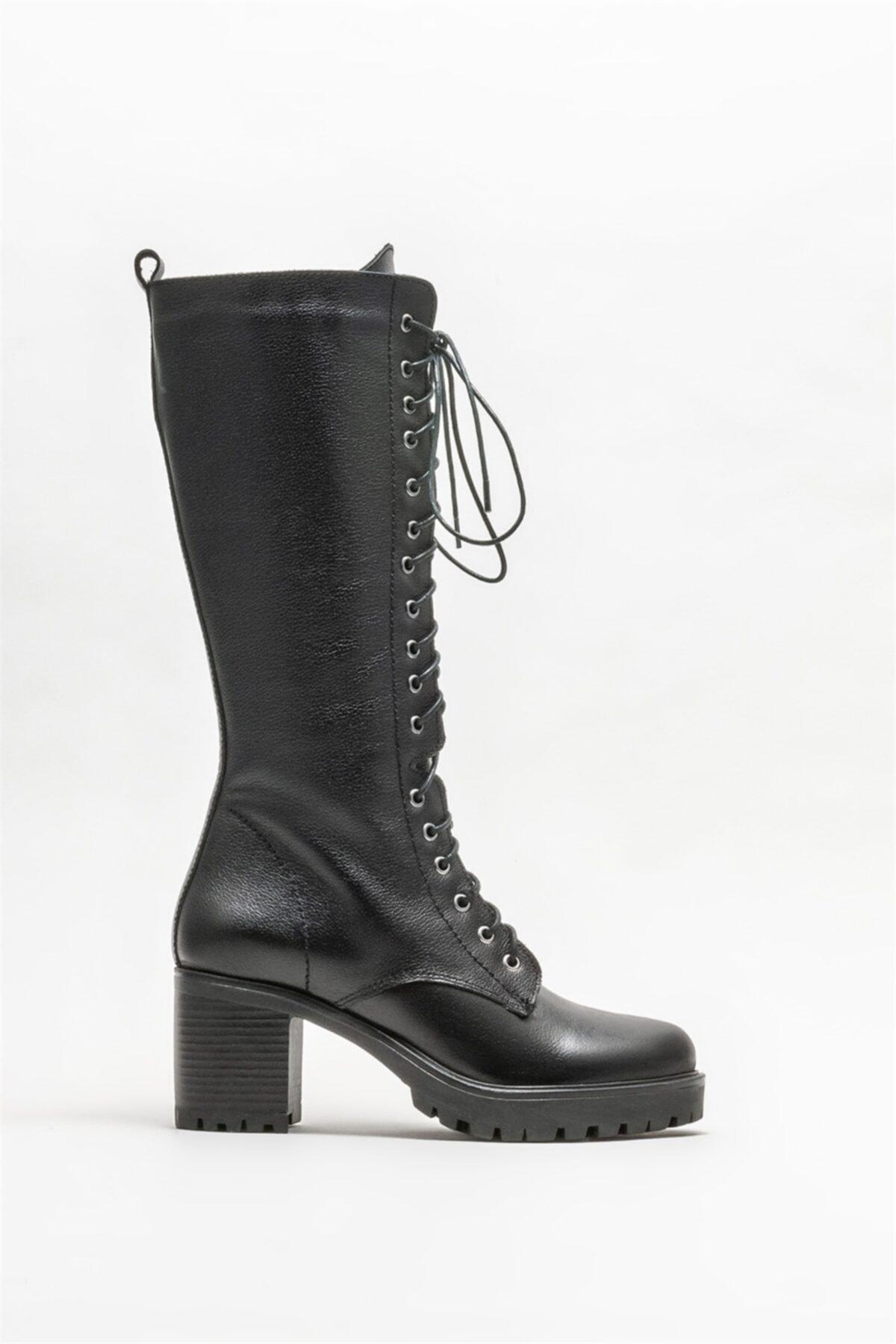 Elle Shoes Kadın Günlük Çizme 1