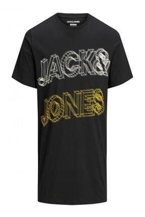 Jack & Jones Yazılı  T-Shirt