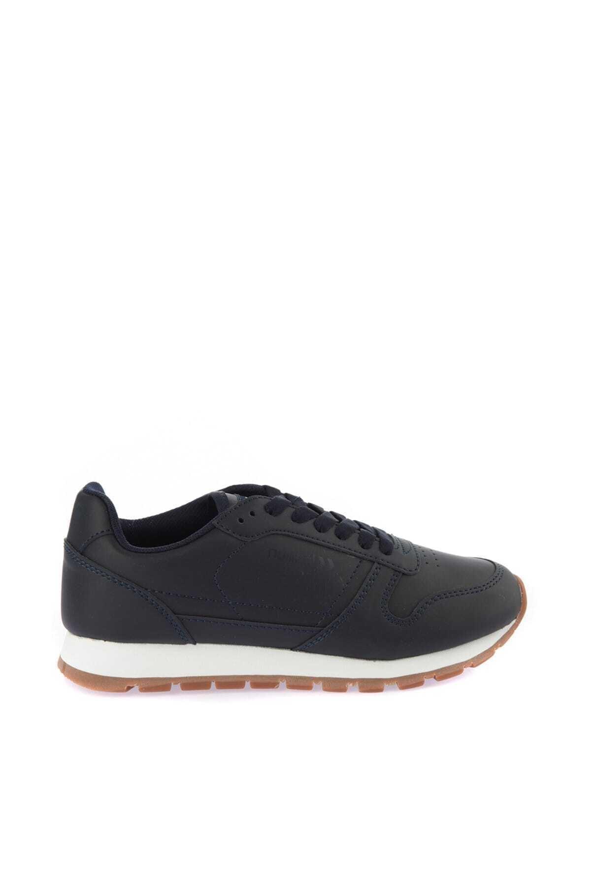 HUMMEL Street Lacivert Erkek Sneaker Ayakkabı 100352288 2