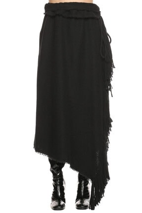 Lanvin Siyah Etek