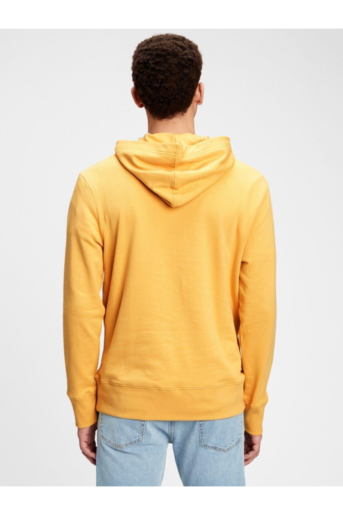 GAP Logo Kapüşonlu Sweatshirt 2