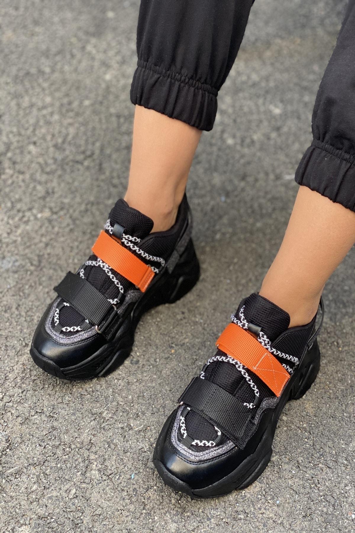 İnan Ayakkabı CIRTLI SNEAKERS