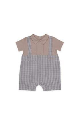 Pierre Cardin Erkek Bebek Kahverengi Tulum 300342