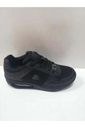 LETOON Siyah Air Taban Kadın Spor Ayakkabı