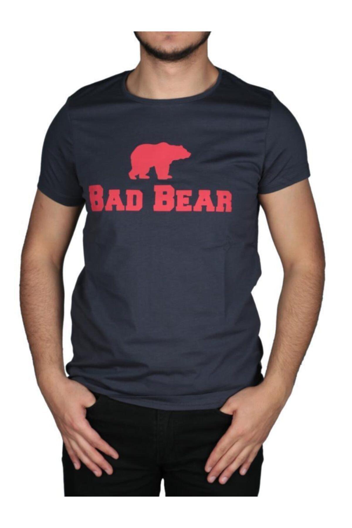 Bad Bear Erkek Tişört BAD BEAR TEE LAVA 1