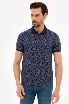 Pierre Cardin Erkek T-shirt G021GL011.000.1074779.VR033
