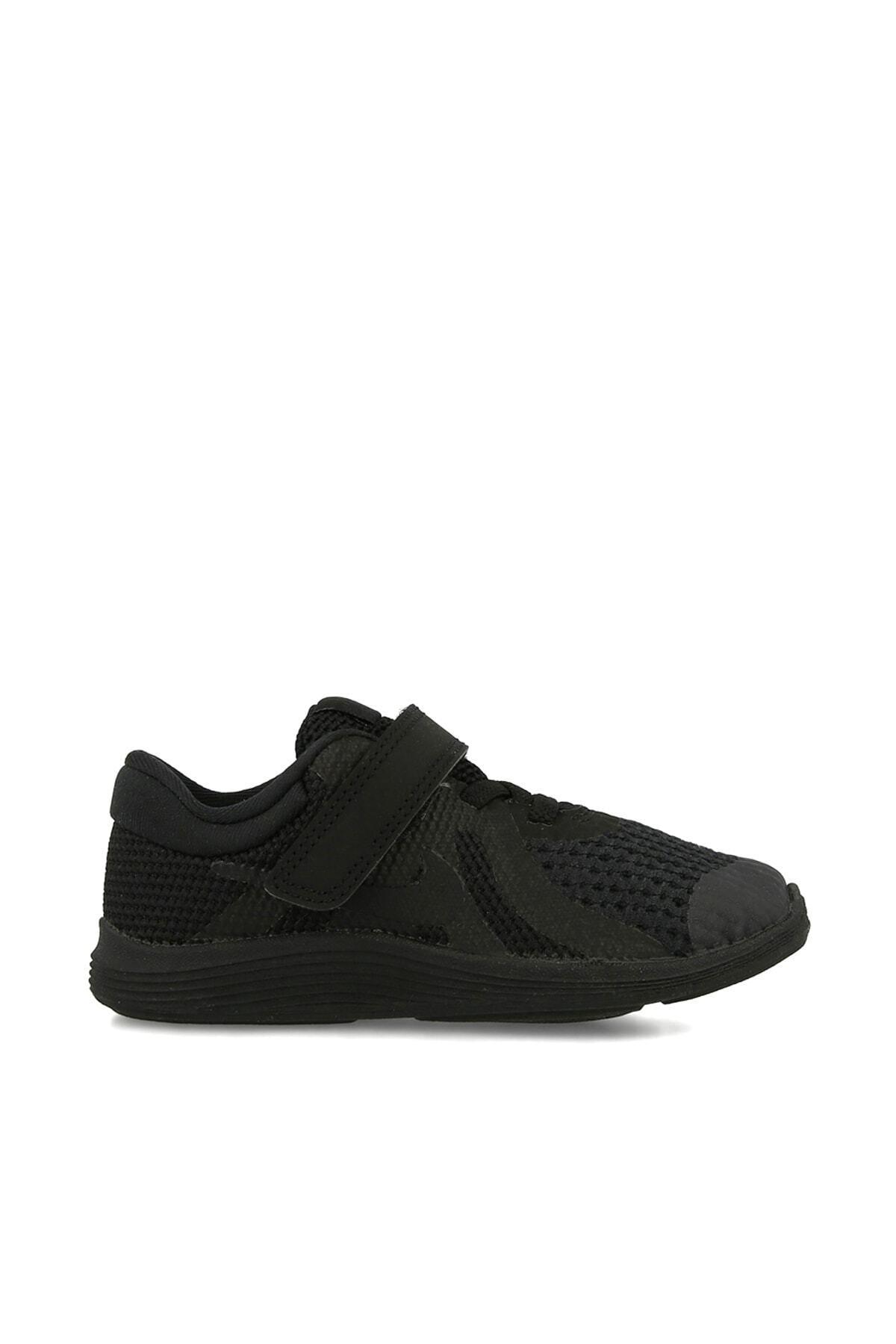 Nike Mor Siyah Bebek Revolutıon 4 (Tdv) Spor Ayakkabı 1