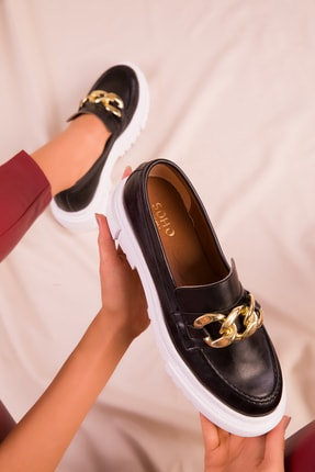 SOHO Siyah Kadın Casual Ayakkabı 15993