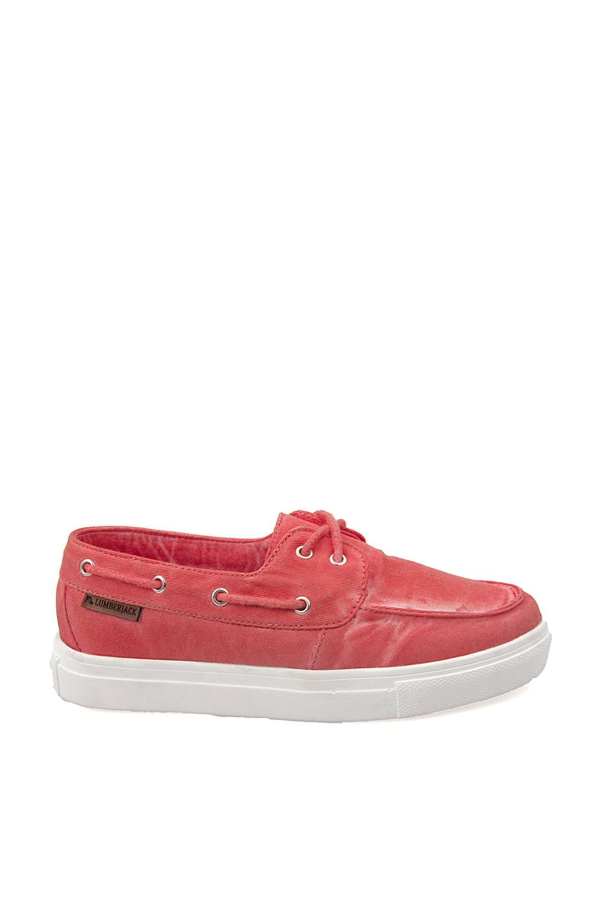 lumberjack CAMILA Kırmızı Kadın Sneaker 100235954 1