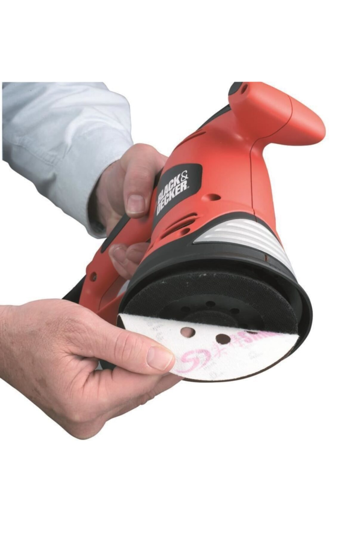 Black&Decker Ka191ek Eksantrik Zımpara 480 watt 2