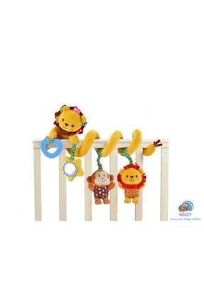 Sozzy Toys Sozzytoys Dolambaçlı Aslanım - Szy168