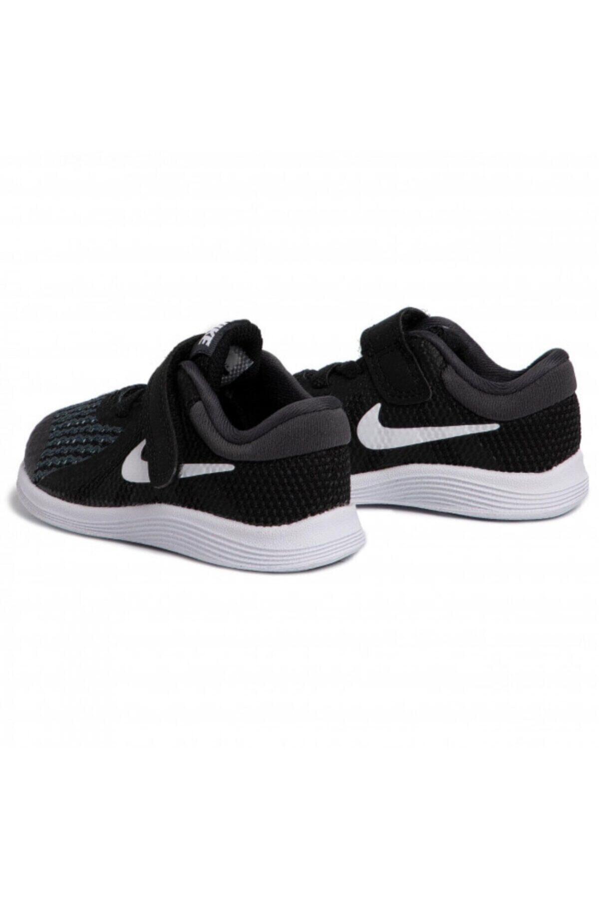 Nike Kids Bebek Siyah Koşu Ayakkabı 943304-006 2