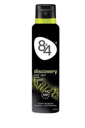 8x4 Dıscovery Sprey Deodorant Erkek 150 ml