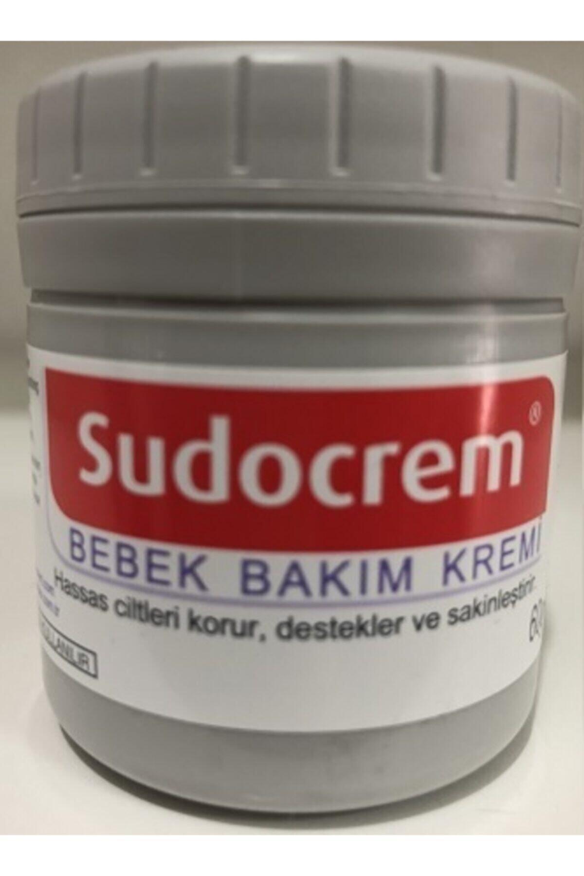 Sudocrem Biocodex Bebek Bakım Kremi 60 gr 1