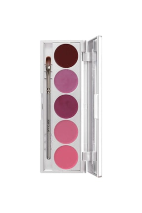 Kryolan 5li Ruj Seti Lip Rouge Set 5 Colors 01215 Lrs 141 Tdw