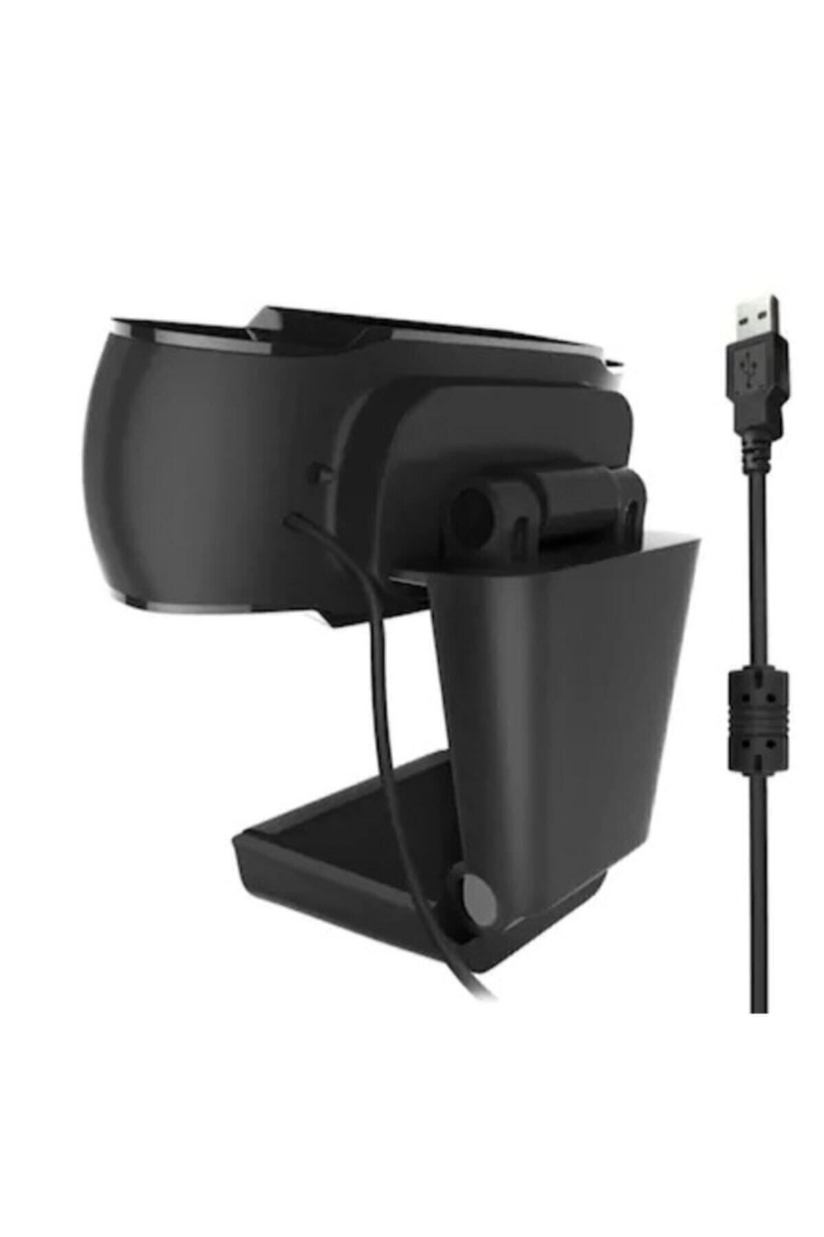 Pars Webcam Eba Zoom Skype Pc Kamera Mikrofonlu 720p Usb Tak Çalıştır 2