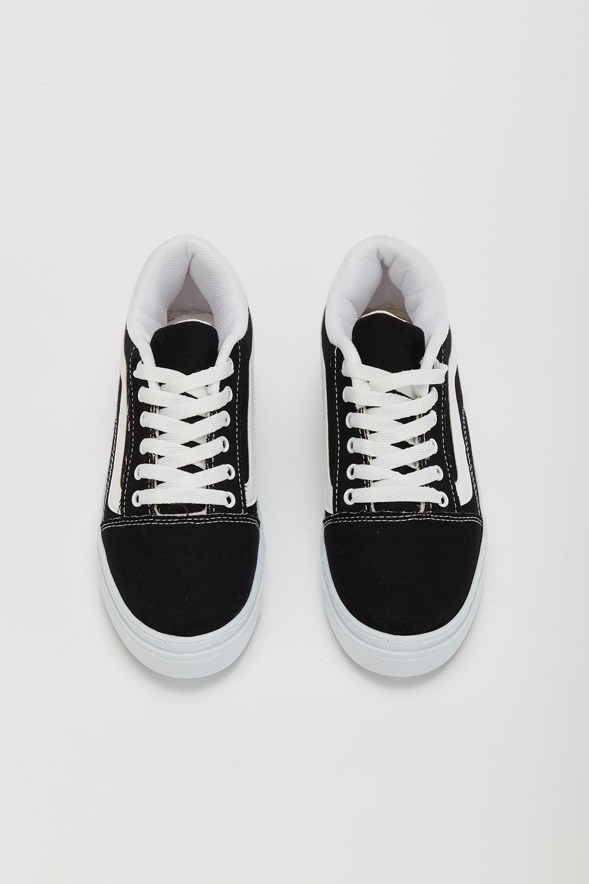 MUGGO Crs36 Unisex Sneaker Ayakkabı 2