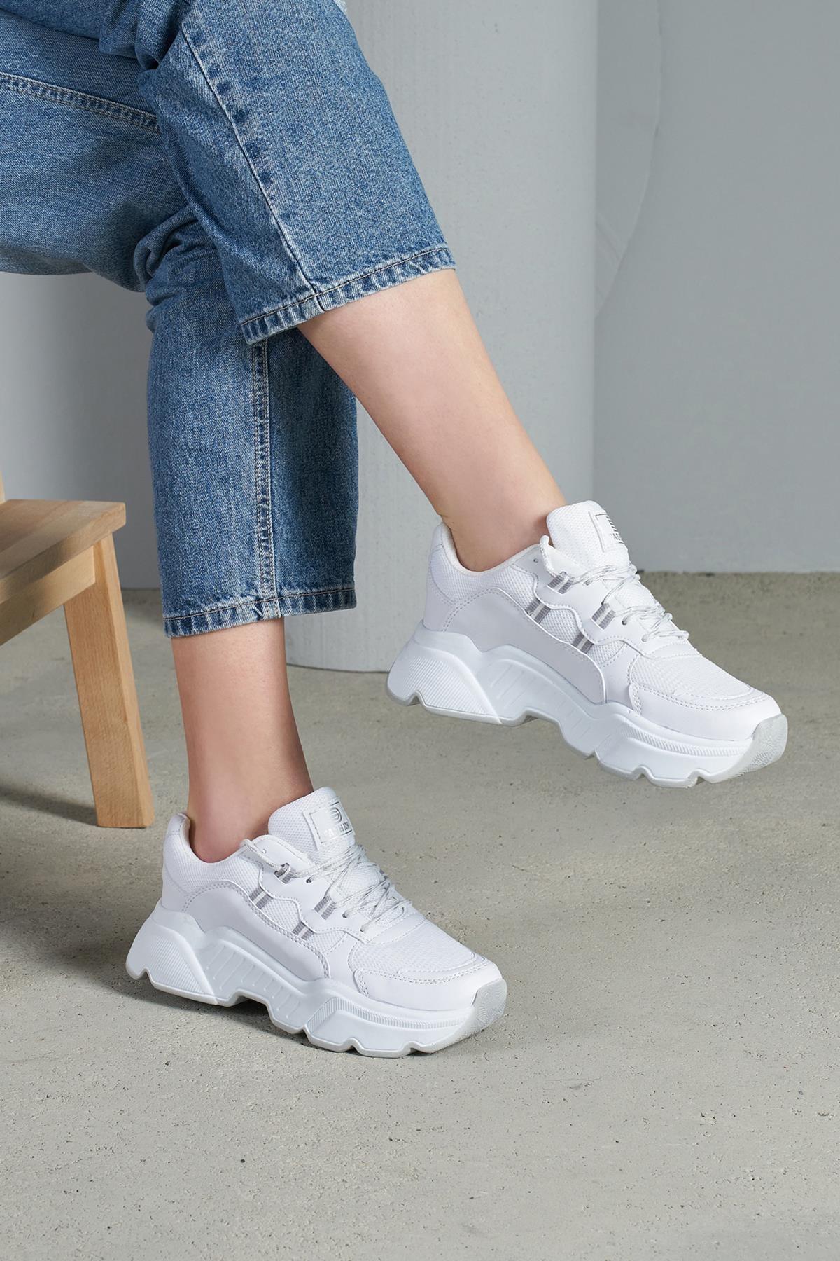 OCT Shoes Kadın Sneaker TS1069 1