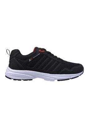 MP Kadın Bağcıklı Siyah-beyaz Koşu Ayakkabı 211-6803zn 100