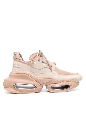 BALMAIN Kadın Bej Sneaker