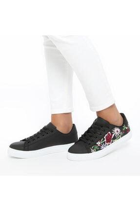 ART BELLA U1300-19S Siyah Kadın Sneaker Ayakkabı 100352209
