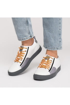 FORESTER HT408 Beyaz Erkek Sneaker 100518428