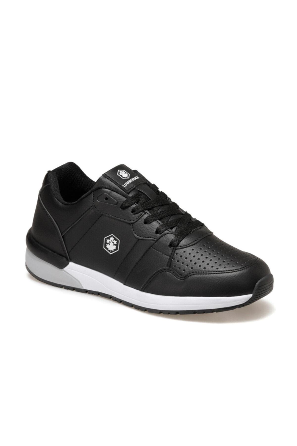 lumberjack MYKONOS Siyah Erkek Sneaker Ayakkabı 100557575 1