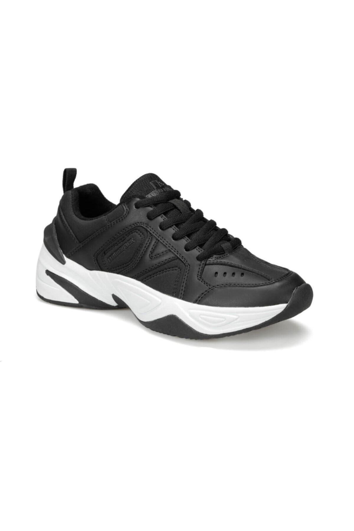 lumberjack LEGEND WMN 9PR Siyah Kadın Sneaker Ayakkabı 100406626 1