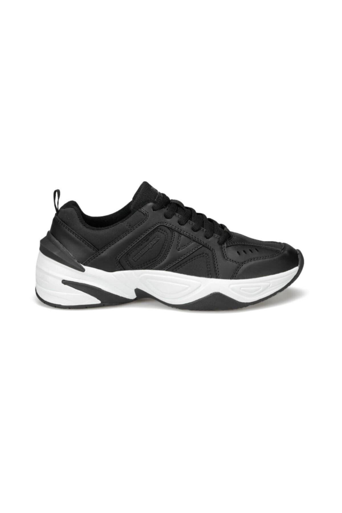 lumberjack LEGEND WMN 9PR Siyah Kadın Sneaker Ayakkabı 100406626 2