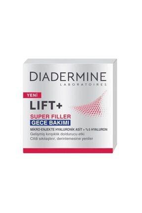 Diadermine Lift+ Super Filler Gece Kremi 50ml