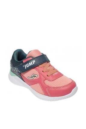 Jump Somon Pembe Kız Çocuk Ayakkabı 190 21258P