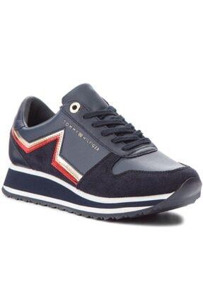 Tommy Hilfiger Kadın Spor Ayakkabı - Lacivert