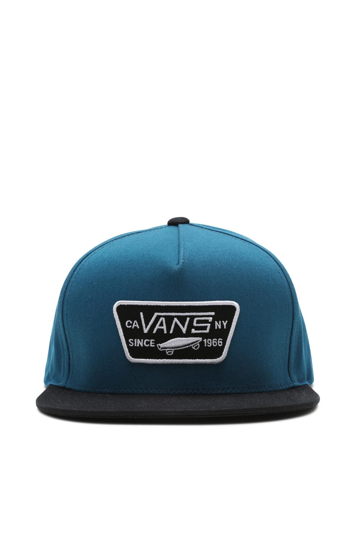 Vans Full Patch Snapback Şapka Vn000qpu1qq1 2