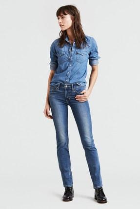 Levi's Kadın 712 Slim Jean 18884-0124
