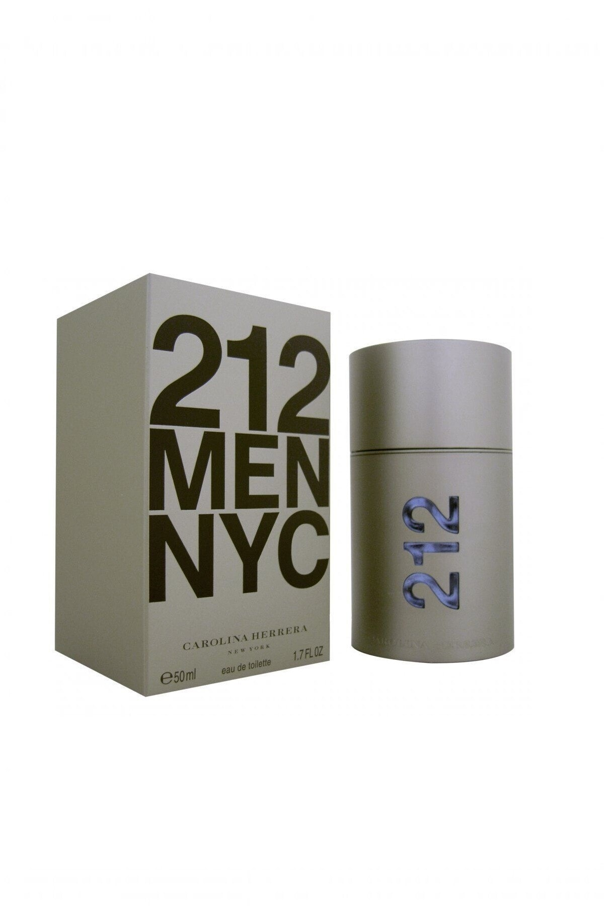 Carolina Herrera 212 Men Nyc Edt 50 ml Erkek Parfümü  8411061896259 1