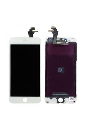 OEM Iphone 6 Plus Çıtalı Beyaz Lcd Ekran