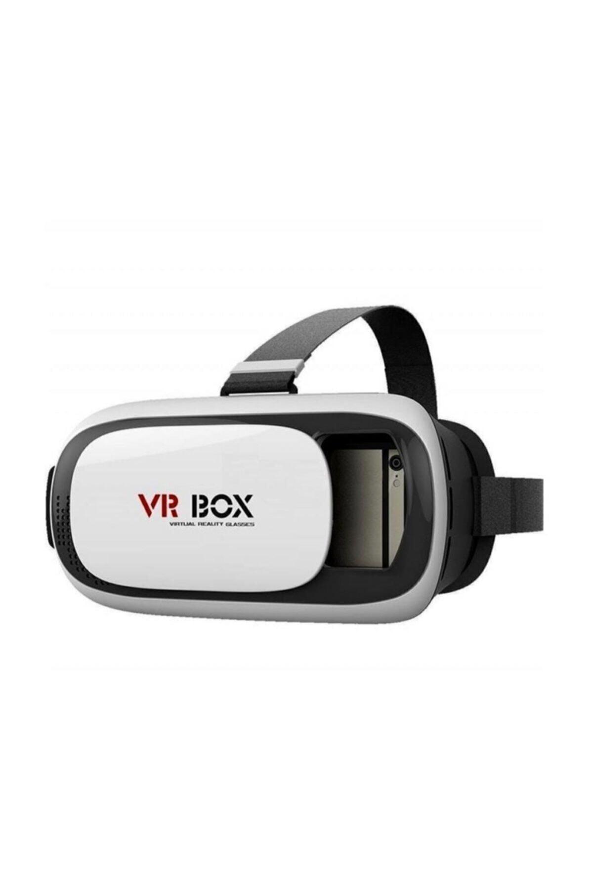 VR BOX 3d 2 Sanal Gerçeklik Gözlüğü 2