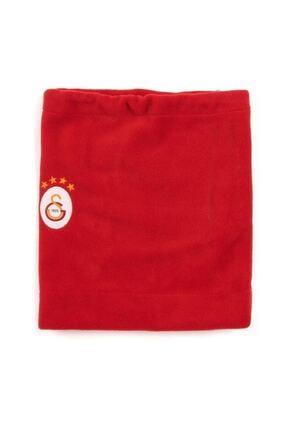 Galatasaray Galatasaray Kırmızı Polar Boyunluk - Bere