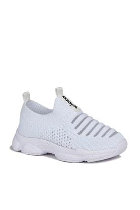 Vicco Macro Unisex Çocuk Beyaz Spor Ayakkabı