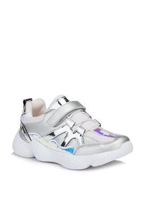 Vicco Cruse Kız Çocuk Gümüş Spor Ayakkabı