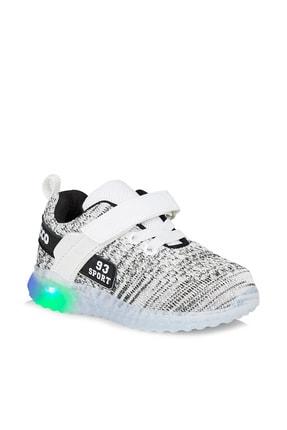 Vicco Alfa Unisex Çocuk Beyaz Spor Ayakkabı