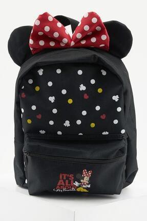 DeFacto Kız Çocuk Mickey Mouse Lisanslı Okul Ve Sırt Çantası