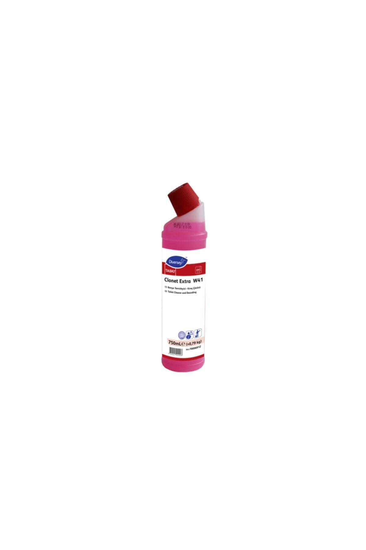 Taski Clonet Extra Kireç Çözücü ve Banyo Temizleyicisi 750 ml 1