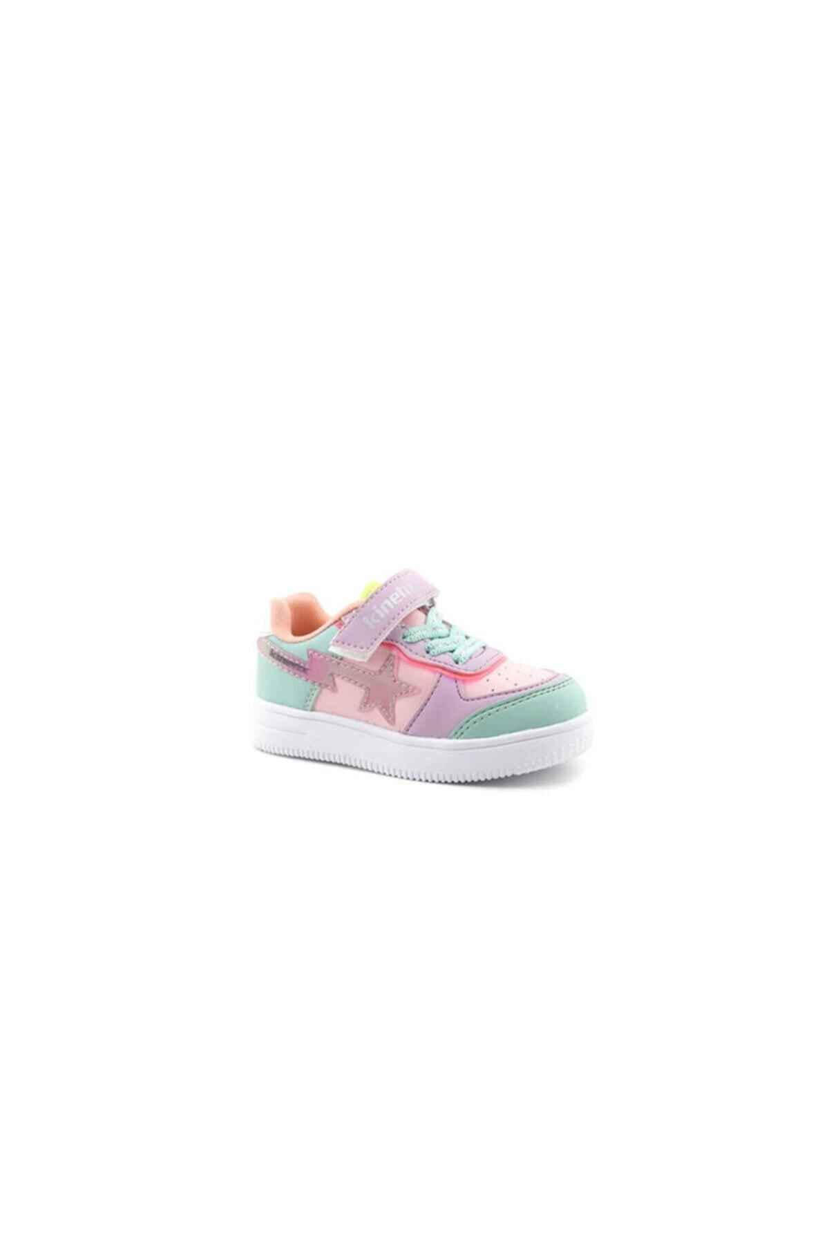 Kinetix KALEN II GIRL Mint Kız Çocuk Sneaker Ayakkabı 100538289 2