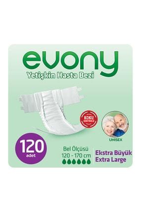 Evony Yetişkin Hasta Bezi Extra Large 120 Adet
