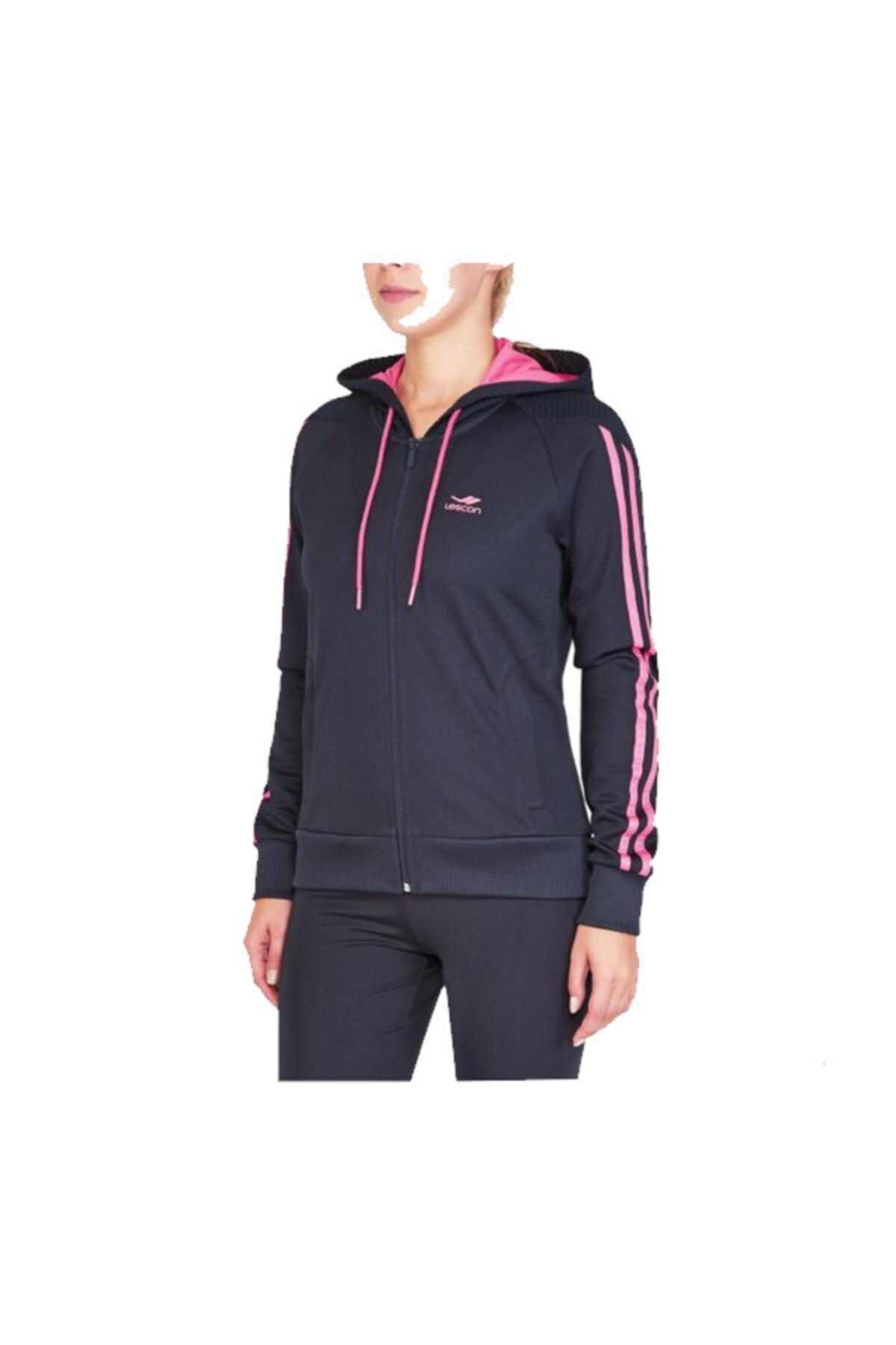 Lescon Kadın Lacivert Sweatshirt 15n-2106 1