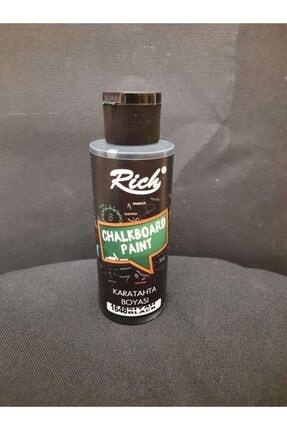 Rich Kara Tahta Boyası 120cc Siyah